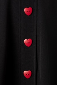 Steady Clothing 28906 Be Still My Heart Black Skirt 20190214 015