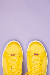 Ted Baker 28110 Rialy Magnificent Yellow sneaker 20190205 030