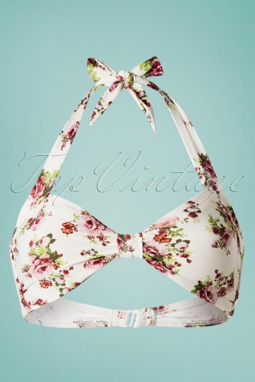 Esther Williams 28589 28590 Classic Roses Bikini 20190215 002W