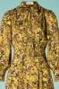 Louche 28288 Fiorella Long Yellow Dress 20190215 002V