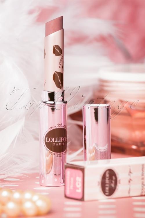 Lollipops 29169 Matte Lipstick Irrésitible Rose 20190214 024W