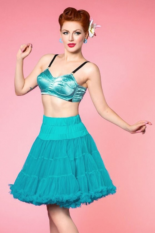 Dolly Do 29326 Teal Blue Petticoat 20190219 020