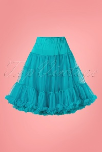 Dolly Do 29326 Teal Blue Petticoat 20190219 002W
