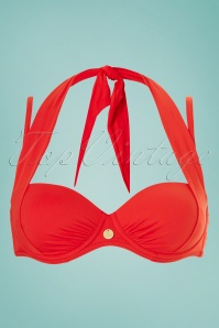 TC Wow Multiway Red Bikini Top 27945 1W