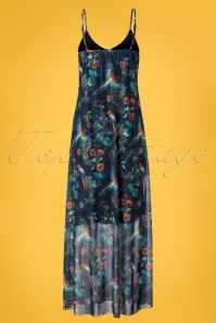 Smash! 27873 Linaria Bird Maxi Dress 20190220 005W