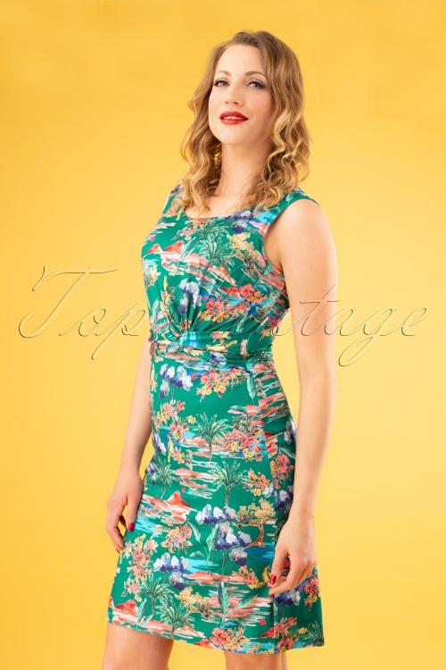 Yumi 27652 Slinky Jersey Dress 20190214 020W