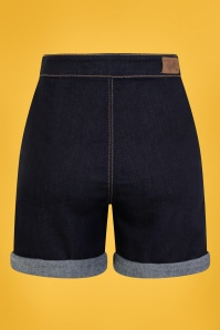 Bunny 28845 Denim Shorts 3W