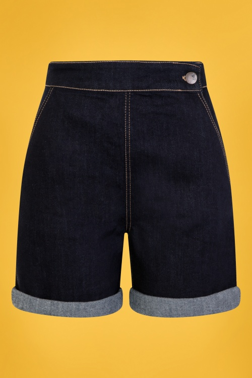 Bunny 28845 Denim Shorts 1W