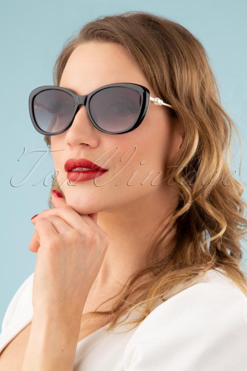 DarlingDivine 28966 Sunglasses Black Parels 20190219 018W