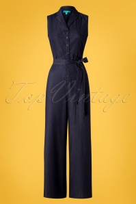 Fever 28717 Yvonne Denim Jumpsuit 20190226 005W