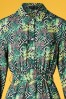 Smashed Lemon 27742 Jungle blouse Dress 20190227 005V