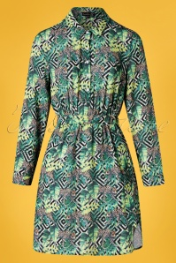 Smashed Lemon 27742 Jungle blouse Dress 20190227 002W