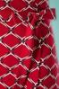 King Louie 27203 Chili Red Mira Dress Scope 20181121 007W