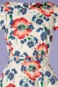 King Louie 27207 Betty Dress in Floral Print 20190227 002V
