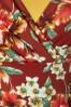 King Louie 27189 Ginger Maxi Dress Magnolia 20181119 005W
