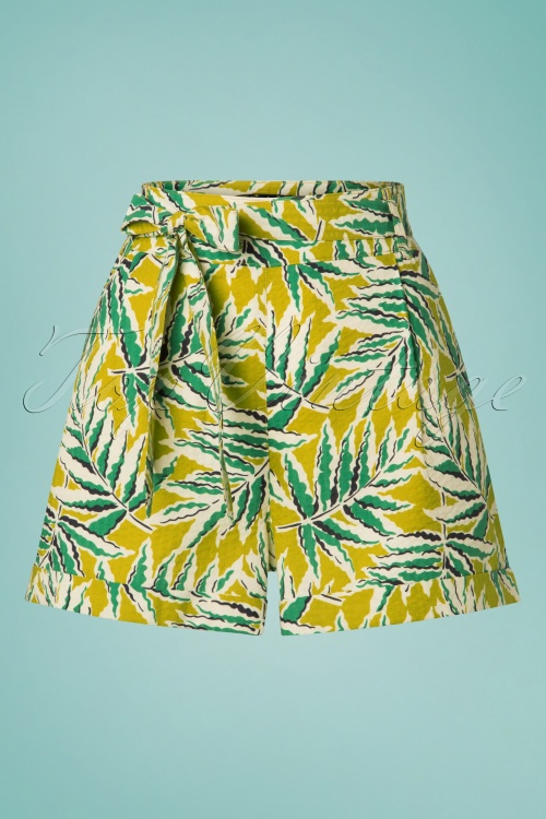 King Louie 27202 Roisin Shorts Scala in Cress 20190115 002W