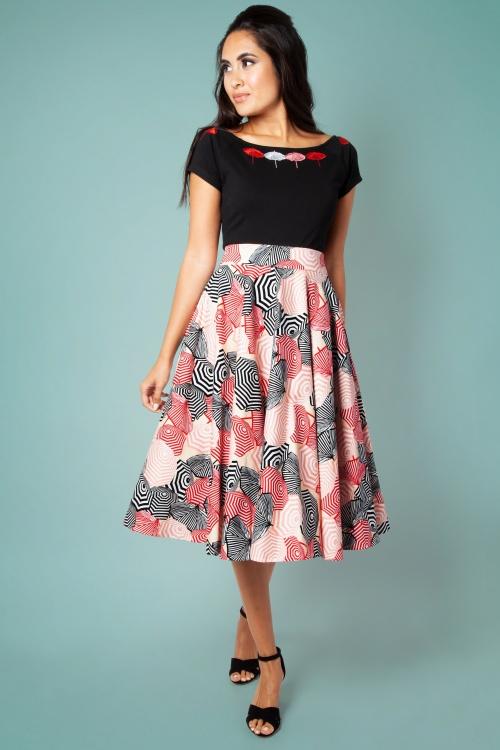 Vixen 28320 Isabella Skirt 1