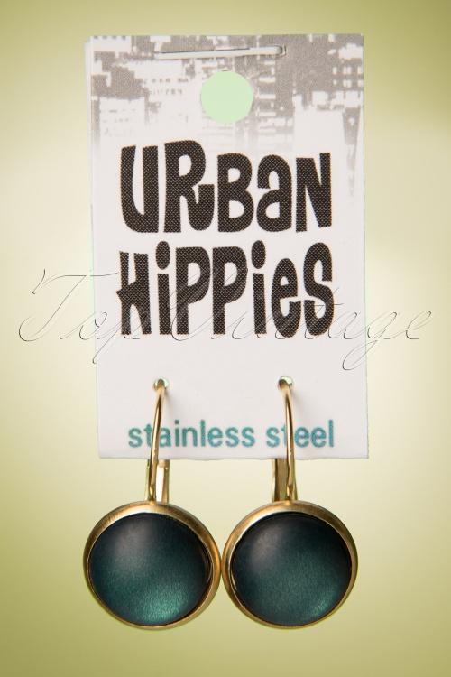 Urban Hippies 29677 Silky Dragonfly Blau  20190221 004W