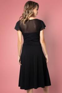Vixen 28311 Victoria Black Dress 2