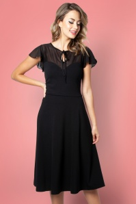 Vixen 28311 Victoria Black Dress 1