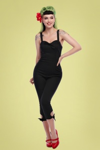 Collectif Clothing 27430 Anna Jumpsuit in Black 20180816 3
