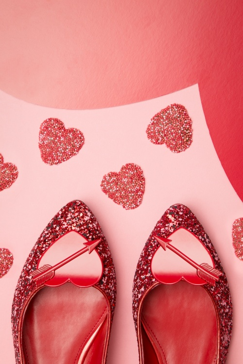 Katy Perry 28098 Glitter Red Ballerina Heart 20190301 008 W
