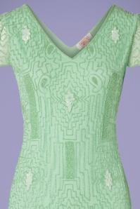 GatsbyLady 29132 20s Downtown Mint Green Dress 20190305 002V