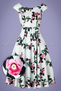 Hearts and Roses 29019 Swing Dress 20190305 007W1