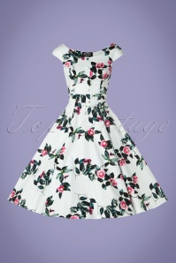 Hearts and Roses 29019 Swing Dress 20190305 002W