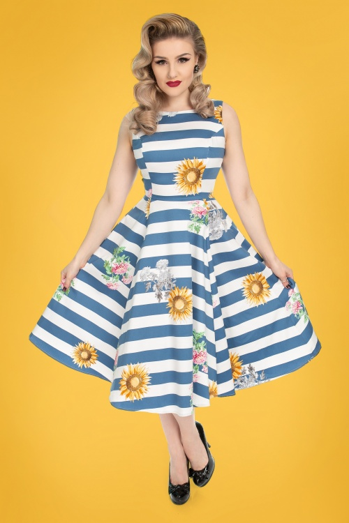 Hearts and Roses 29020 Audrey Swing Dress 1