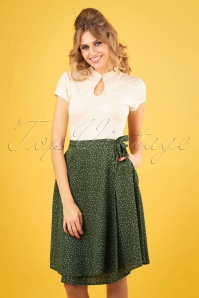 Banned 28492 Sweet Spot Skirt Green 20181219 0100W