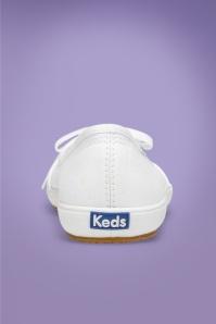 Keds 26828 Sneaker White 50s Teacup 20180927 004