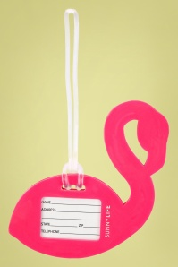 Sunny Life 28802 Luggage Tag Flamingo 20171117 001 copy