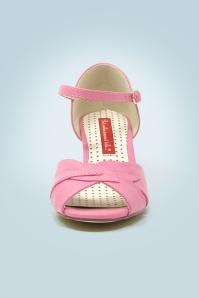 Bait Footwear 29555 Danita Rosette Roze Ballet 20170210 003