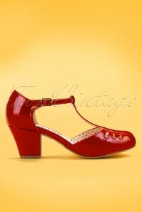 Bait Footwear 29540 Robbie Red Patent 20190129 004