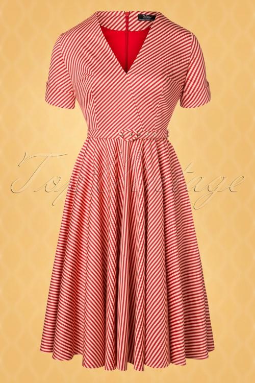 Vintage Diva 28878 Regina Swing Dress 20181116 005W1