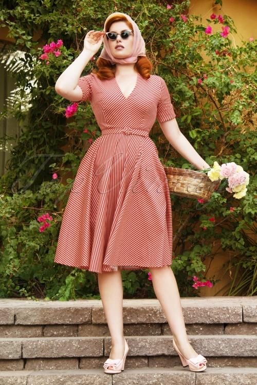 Vintage Diva 28878 Regina Swing Dress 20181116 3
