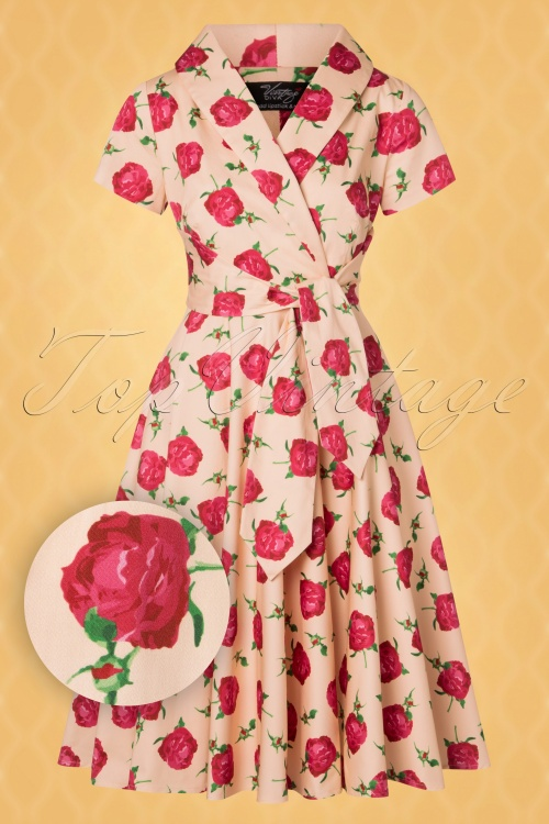 Vintage Diva 28862 Emma Swing Dress 20181114 009W2