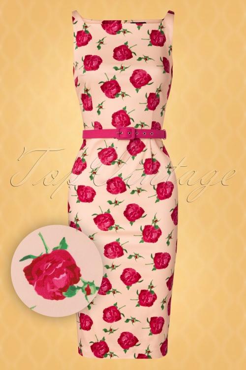 Vintage Diva 28860 Florence Pencil Dress 20181116 003W2