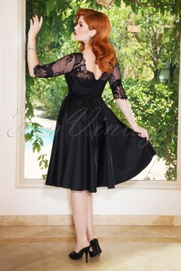 Vintage Diva Leonora Lace Dress 28859 2