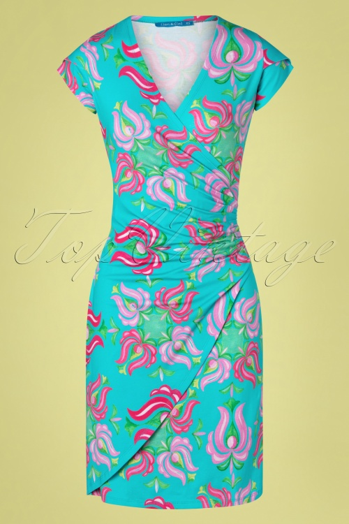 Lien & Giel 27658 Ba Cap Tulip Dress 20190311 004W