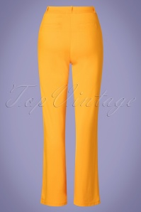 Tante Betsy 26646 Baggy Yellow Trousers 20190311 005W