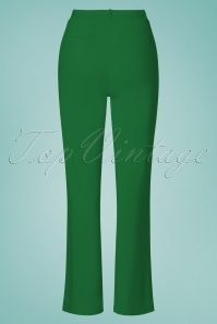 Tante Betsy 26647 Baggy Green Trousers 20190311 005W