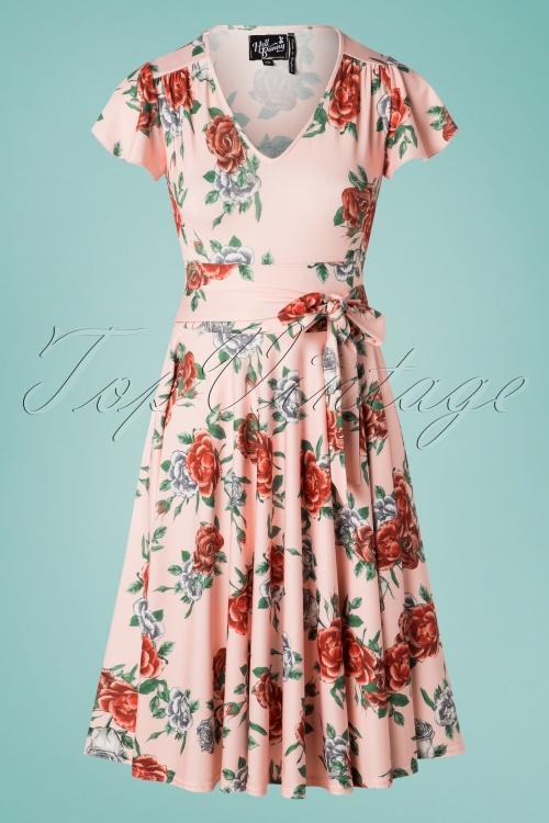 Bunny 28874 Abigail Bush Pink Rose Dress 20190308 002W