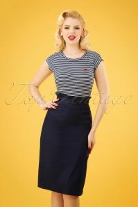 Banned 28488 Sail Away Frill Skirt 20181219 1W