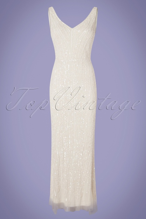 GatsbyLady 29130 Sophie Gown in White Wedding Dress 20190313 002W
