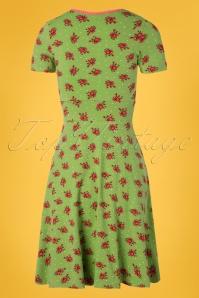 Blutsgeschwister 27294 Polkamädel Roses Dress 20190313 009W