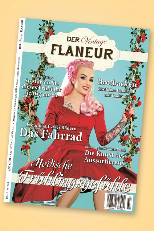 Vintage Flaneur 30166 May April 2019 nr33 20190314 0001W