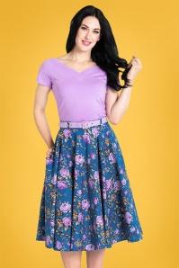 Bunny 28834 Violetta 50s Swing Skirt 1