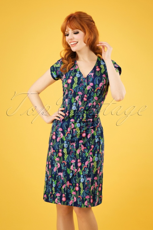 Lien & Giel 27659 Ba Cap Wildfire Dress 20190205 1W